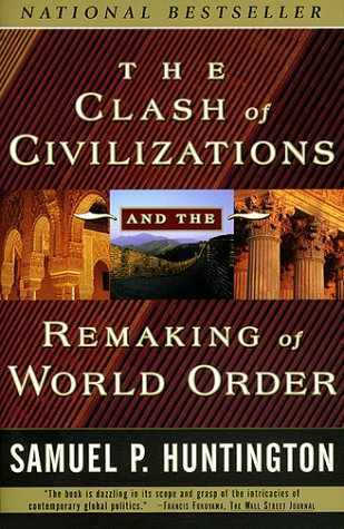 "Le livre ""The Clash of Civilizations"" de Samuel Huntington, devenu un bestseller"