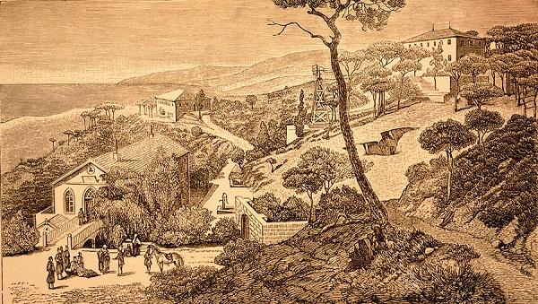 Les facultés de médecine de Beyrouth à la fin de la période ottomane / C. VERDEIL