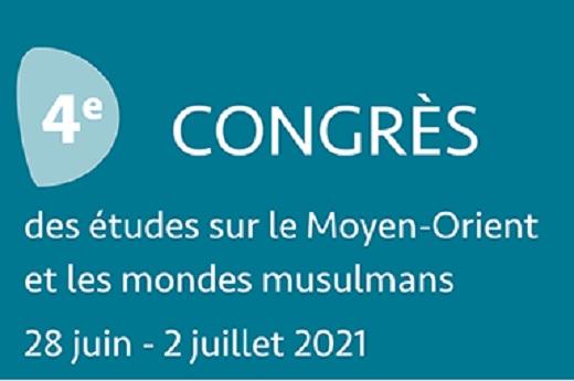 4e Congrès GIS MOMM, Aix-en-Provence et en ligne, 28/06-2/07/2021