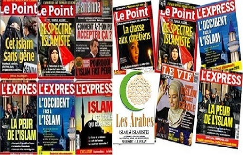 "Islam: Couvertures chocs: ""un cynisme absolu"""