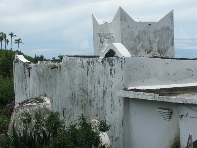 Mosquée Shirazi. Photographies de M.Pauly, 2006 Domoni (Anjouan)
