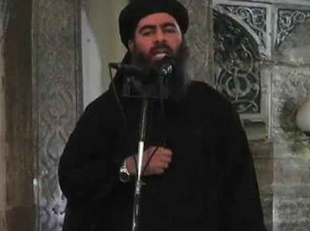 Abû Bakr Al-Baghdadî
