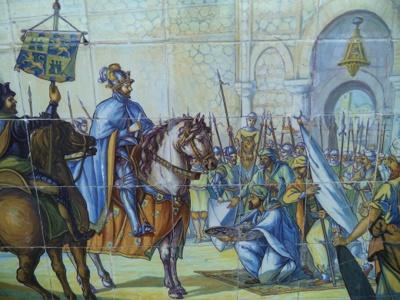 Reprise de Tolède par Alfonso VI le 25 mai 1085