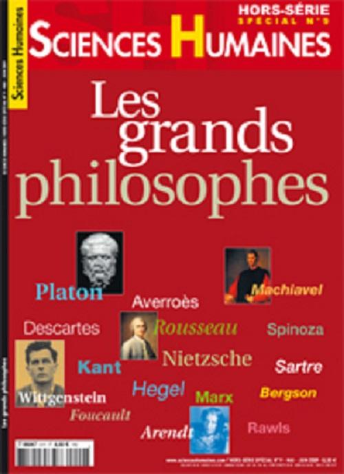 Le texte ci-dessus est extrait de numéro Spécial - mai-juin 2009 -Les grands philosophes