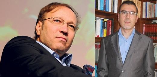 G. Bencheikh (à gauche) et O. Marongiu-Perria (à droite)
