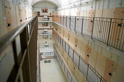 La prison de Fresnes/F. Dufour / AFP