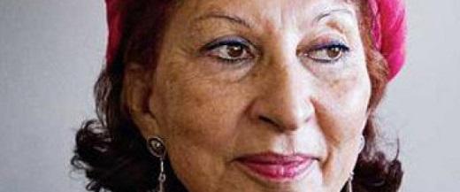 Fatima Mernissi (mort le 30/11/2015)
