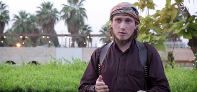 Un combattant francophone appelle les jeunes musulmans à émigrer dans le Califat (Source inconnue)