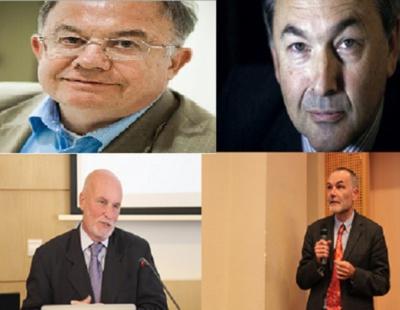 O. Roy; G. Kepel; F. Burgat et J. p. Felliu