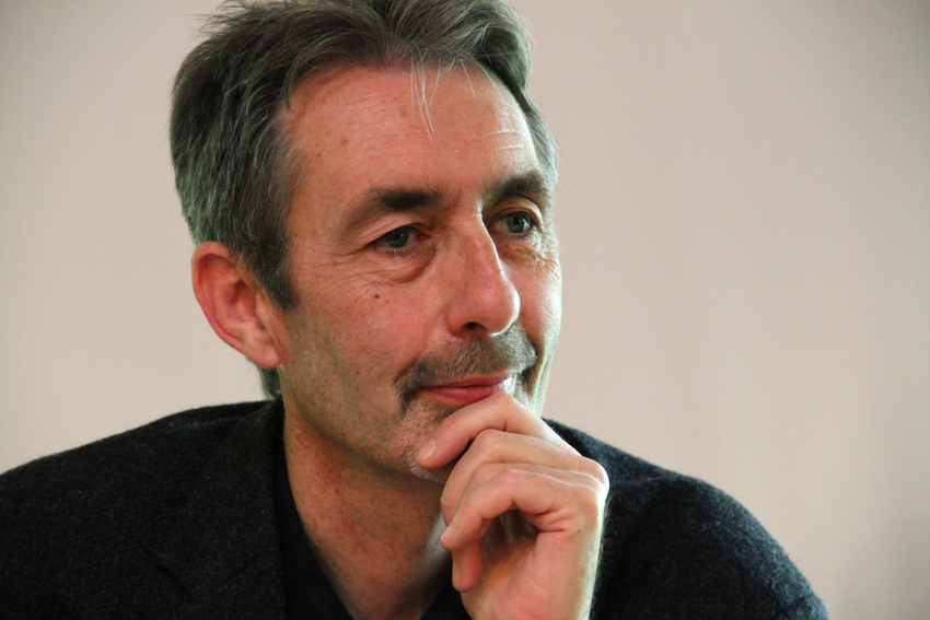 Eric Geoffroy. Photo : source Wikipédia.