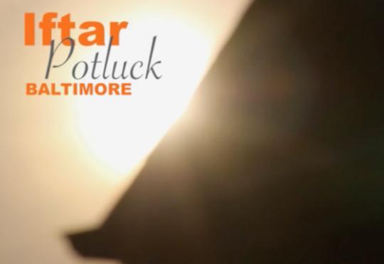 Iftar Potluck Baltimore