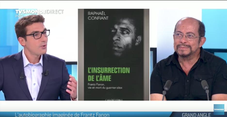 L'autobiographie imaginée de Frantz Fanon (Vidéo TV5MONDE)
