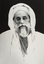 Portrait du Cheikh al 'Alawi en 1928 à Fès (Maroc, photographie privée).