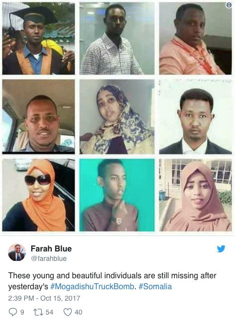 Où est l'empathie pour la Somalie ?