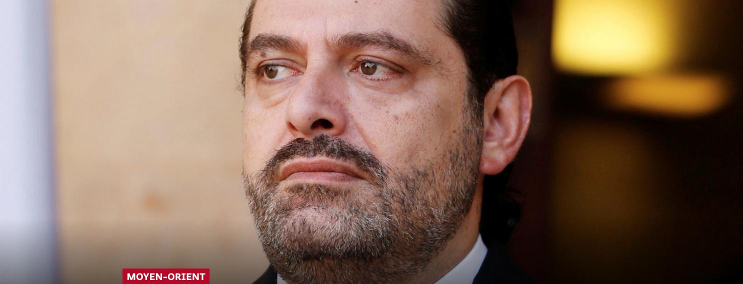 Le libanais Saad Hariri a trouvé refuge en Arabie saoudite, pays depuis lequel il a annoncé qu'il quittait son poste de premier ministre.  © MOHAMED AZAKIR / REUTERS