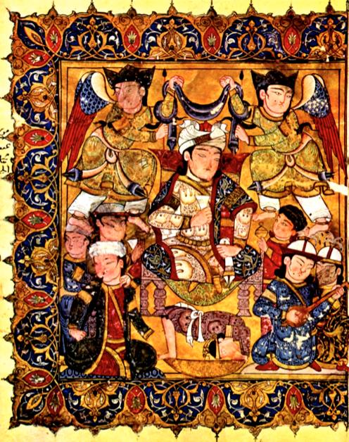 Introduction aux fastes de la cour à l'époque Mamelouke