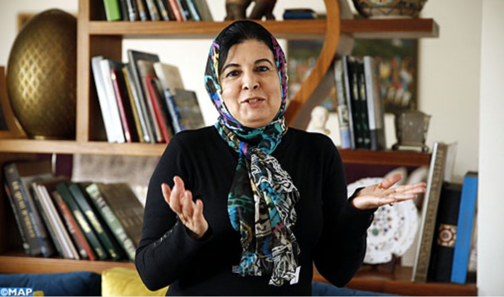 Asma Lamrabet : Musulmane, féministe et fière de l'être ! (MAP)