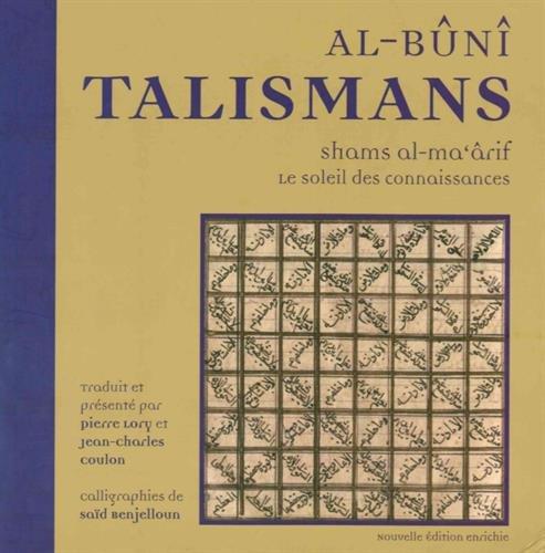Talismans, le soleil des connaissances (Réédition)
