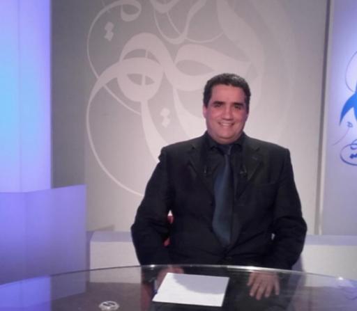 Karim Ifrak, invité sur le plateau de l'émission « Islam » sur France 2.