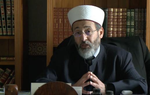 Tareq Oubrou, grand imam de Bordeaux.
