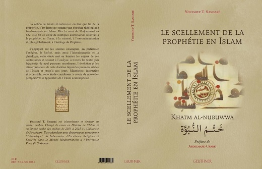 Rencontre autour de l'ouvrage « Le Scellement de la prophétie en islam »