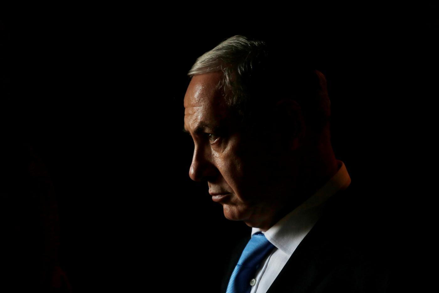 Le Premier ministre israélien Benyamin Netanyahou (Reuters)