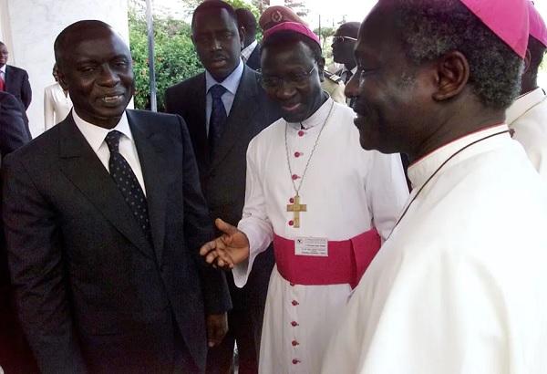 Au Sénégal, les relations État-religions restent très étroites. Seyllou Diallo/AFP