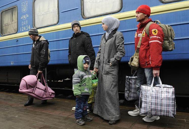 Photo Yuriy Dyachyshyn. AFP/liberation.fr