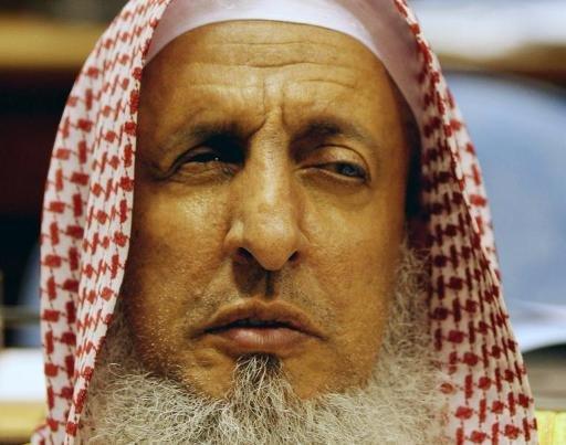 Grand mufti d'Arabie Saoudite Abdel Aziz Al-Cheikh/AFP