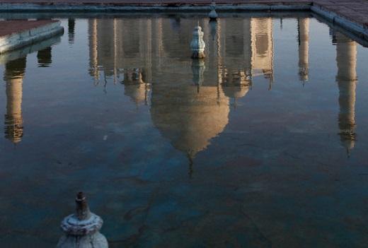 De l'eau à l'oeuvre d'art, deux cheminants parlent de l'art et de la beauté (Seconde partie).