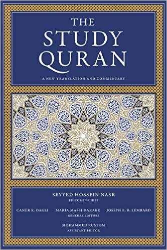 Seyyed Hossein Nasr, The Study Quran – A New Translation and Commentary