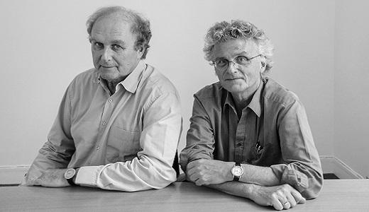 Mordillat & Prieur © John Foley