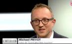 L'Interview : Michaël Privot (vidéo de BX1 Belgique)