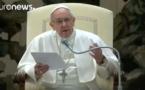 Discours du pape François en Birmanie sur les Rohingyas (Euronews)