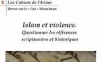 Revue académique les Cahiers de l'Islam, N°2-2017 : Islam et violence