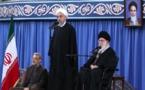 L'iran et son président, Hassan Rohani, dans l'impasse.