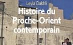 DAKHLI Leyla, Histoire du Proche-Orient contemporain.