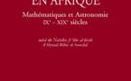 Les sciences arabes en Afrique (Ahmed Djebbar et Marc Moyon)