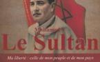 Guillaume Jobin, Mohamed V, le Sultan.
