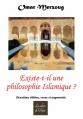 Existe-t'il une philosophie Islamique ?